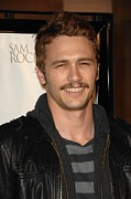 Egyptian Theatre Prints - James Franco At Arrivals For L.a Print by Everett