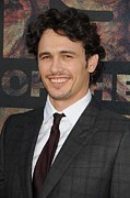 Planet Of The Apes Posters - James Franco At Arrivals For Rise Of Poster by Everett
