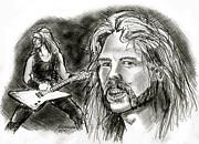 Chris  DelVecchio - James Hetfield black