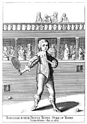 Racket Posters - James Ii (1633-1701) Poster by Granger