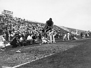 Spectator Photo Prints - James Jesse Owens Print by Granger