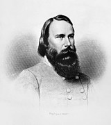 U.s Army Photo Posters - James Longstreet (1821-1904) Poster by Granger
