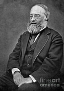 J.p. Photo Prints - James Prescott Joule, English Physicist Print by Science Source