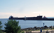 Duluth Art - James R Barker ship by Lori Tordsen