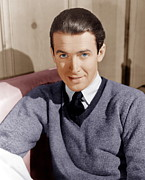 Incol Art - James Stewart, Ca. 1941 by Everett