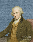 Watt Posters - James Watt Poster by Science Source
