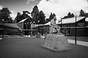 Watt Photos - James Watt Statue Outside Heriot Watt University Edinburgh by Joe Fox