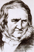 James Young Simpson, Scottish Physician Print by Science Source