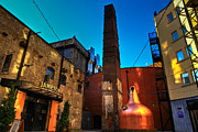 Factory Metal Prints - Jameson Distillery Metal Print by Justin Albrecht