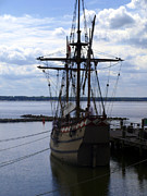 Frigates Photos - Jamestown  by David Schwartz