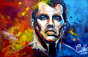 Liverpool Originals - Jamie Carragher Portrait by Ramil Roscom Guerra