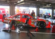 Daytona 500 Photos - Jamies Car Number 1 by Jamie Baldwin