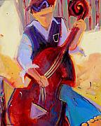Bass Player Originals - Jammin by Anne Schreivogl