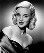 Sterling Metal Prints - Jan Sterling, 1950 Metal Print by Everett