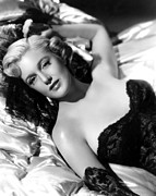 Sterling Metal Prints - Jan Sterling, 1951 Metal Print by Everett