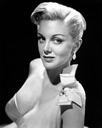 Sterling Metal Prints - Jan Sterling, 1953 Metal Print by Everett