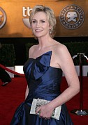 Screen Actors Guild Prints - Jane Lynch At Arrivals For 16th Annual Print by Everett