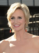 Drop Earrings Posters - Jane Lynch At Arrivals For 2011 Vh1 Do Poster by Everett
