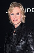 Kick Off Framed Prints - Jane Lynch At Arrivals For Audi Golden Framed Print by Everett