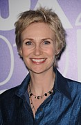 Upfronts Tv Television Network Presentation Posters - Jane Lynch In Attendance For Fox 2010 Poster by Everett
