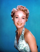 Earrings Photo Posters - Jane Powell Poster by Everett