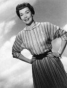 Wyman Prints - Jane Wyman, Ca. Late 1940s Print by Everett