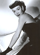 Wyman Prints - Jane Wyman, Warner Brothers, 1948 Print by Everett