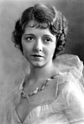 Gaynor Prints - Janet Gaynor, Ca. 1929 Print by Everett