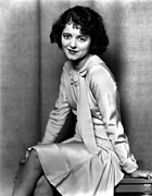 Gaynor Framed Prints - Janet Gaynor, Ca. 1932 Framed Print by Everett