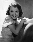 Gaynor Posters - Janet Gaynor, Early 1930s Poster by Everett