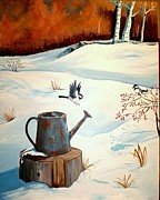 Janet Glatz - January Thaw