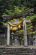 Shrine Island Prints - Japan-8-2 Print by Craig Lovell
