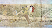 Mechanism Prints - JAPAN: IRRIGATION, c1575 Print by Granger