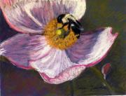 Lenore Gaudet - Japanese Anemone and...