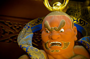 Japan Photos - Japanese God by Sebastian Musial