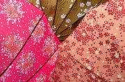 Cheer Framed Prints - Japanese Umbrellas 1 Framed Print by Dean Harte