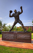 Heisman Art - Jason White by Ricky Barnard