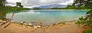 Gregory Dyer - Jasper National Park - Maligne Lake