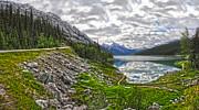 Gregory Dyer - Jasper National Park - Medicine Lake