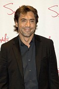 Mullet Framed Prints - Javier Bardem At Arrivals For 73rd New Framed Print by Everett