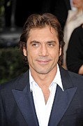 44th Framed Prints - Javier Bardem At Arrivals For Arrivals Framed Print by Everett