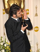 Oscar Art - Javier Bardem Winner, Best Supporting by Everett