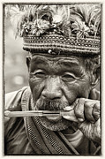 Philippines Art Prints - Jaw Harp Print by Skip Nall