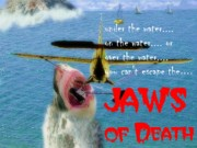 Floatplane Prints - Jaws of Death Print by Garry Staranchuk