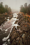 Cooke Prints - Jay Cooke Under Fog Print by Shutter Happens Photography