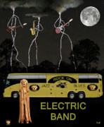 Electric - Jazz Blues Electric Band by Eric Kempson