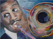 Player Originals - Jazz Man by Jacqueline Pearson
