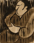 Jazz Musician Print by Tommervik