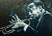 Music Digital Art - Jazz by Tilly Williams