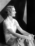 Publicity Shot Photos - Jean Arthur, Paramount Pictures, 1930 by Everett